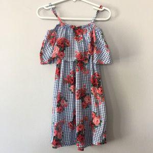 3/$20 Bella and Birdie Flower Dress Size Medium
